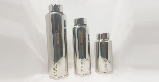 Dr. Water Stainless Steel Bottles